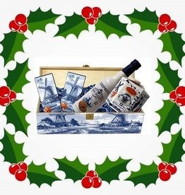 Christmas Stroopwafel Dutch Package