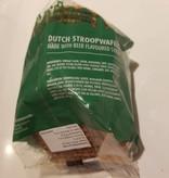 Exclusive Dutch Heineken Beer Stroopwafels