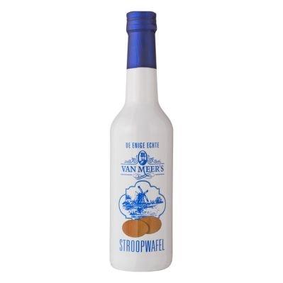 Single bottle Van Meers syrup waffle liquor
