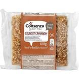 Gluten free crunchy cinnamon