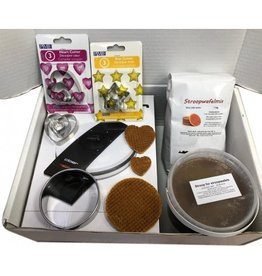 Stroopwafel self baking starters set