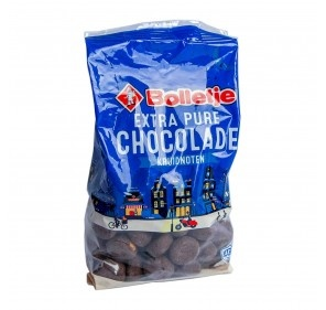 Bolletje Extra real chocolate kruidnoten bolletje