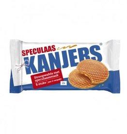Kanjers Kanjers speculaas syrupwaffles (season flavor)