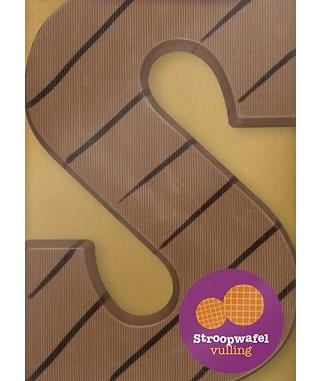 Luxury Syrupwaffle Chocolate Lettre