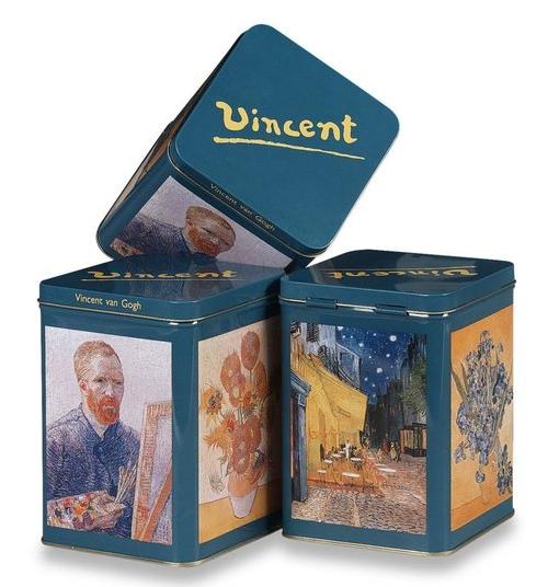Vincent van Gogh koekblik