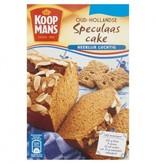 Speculaas cake koopmans