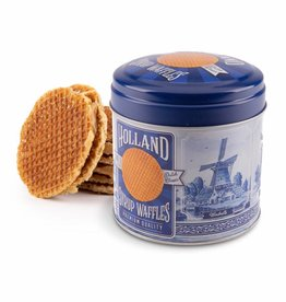 Holland syrupwaffle tin