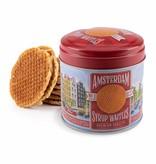Amsterdam syrupwaffle can