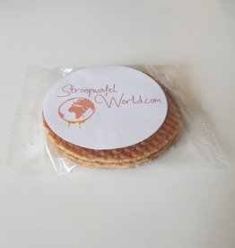 Stroopwafel World Stroopwafel World - stroopwafels duo verpakking