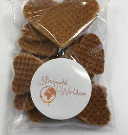 Stroopwafel World Mini Syrupwaffle Hearts (12 + 1)
