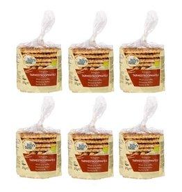 Vegan stroopwafels (doos 6 pakjes)