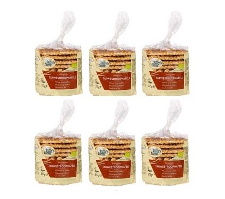 Vegan Stroopwafels (box 6 packages)