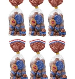 Syrupwaffle chocolate easter eggs (six pack)