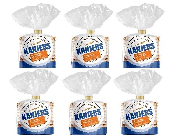 Kanjers Regular kanjers 10 pack x 6
