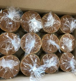 Stroopwafel World Syrupwaffle box 12 packages with 10 syrupwaffles