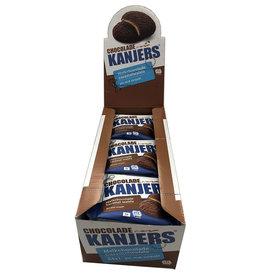 Kanjers Kanjers milk chocolate caramel waffles displaybox