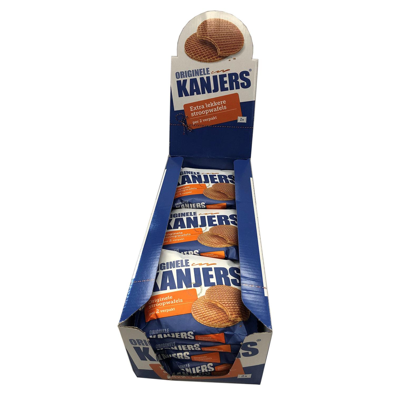 Kanjers Chocolade regulier kanjers display deal + gratis hartjes