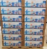 Delft Blue Stroopwafel Experience Stroopwafel Pallet 2 packs delft blue