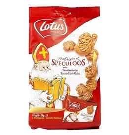 Lotus Lotus Speculoos cookies 6x25gram