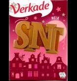 Verkade Milk Chocolate letter Sint (135 gram)