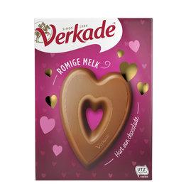 Verkade Milk Chocolate  heart  (135 gram)
