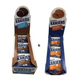 Kanjers kanjers Chocolade en original display deal