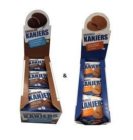 Kanjers kanjers Chocolade en original display deal