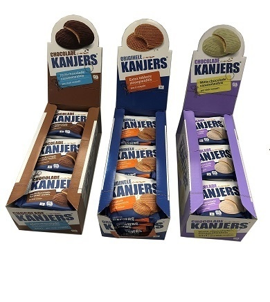 Kanjers Kanjers mixed flavors displaybox