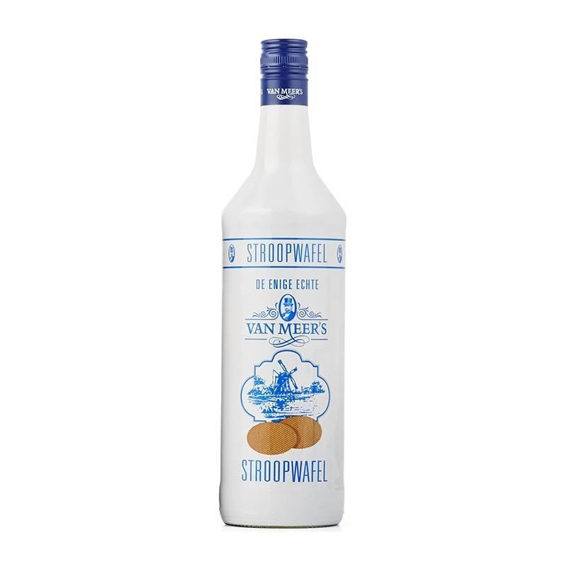 Van Meers Van Meers Stroopwafel Likeur  (700 ml)