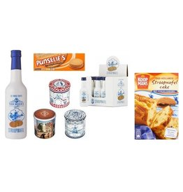 Dutch Stroopwafel Gift Box