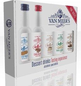 Van Meers Van Meers kadobox met 5 soorten mini likeur