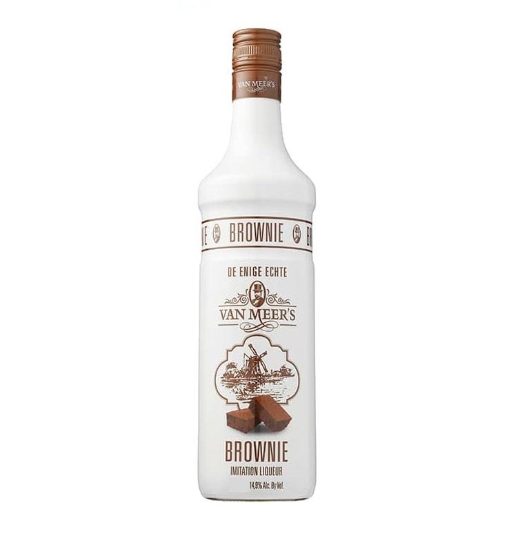 Van Meers Van Meers gift box with 5 types of liqueur