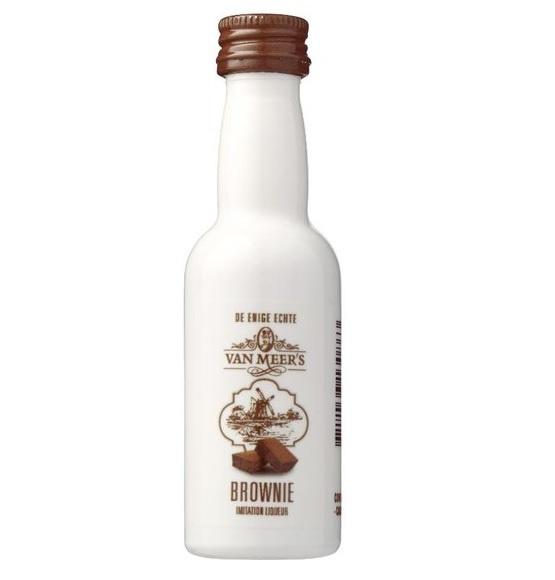 Van Meers Van Meers Brownie Liqueur mini (50 ml)