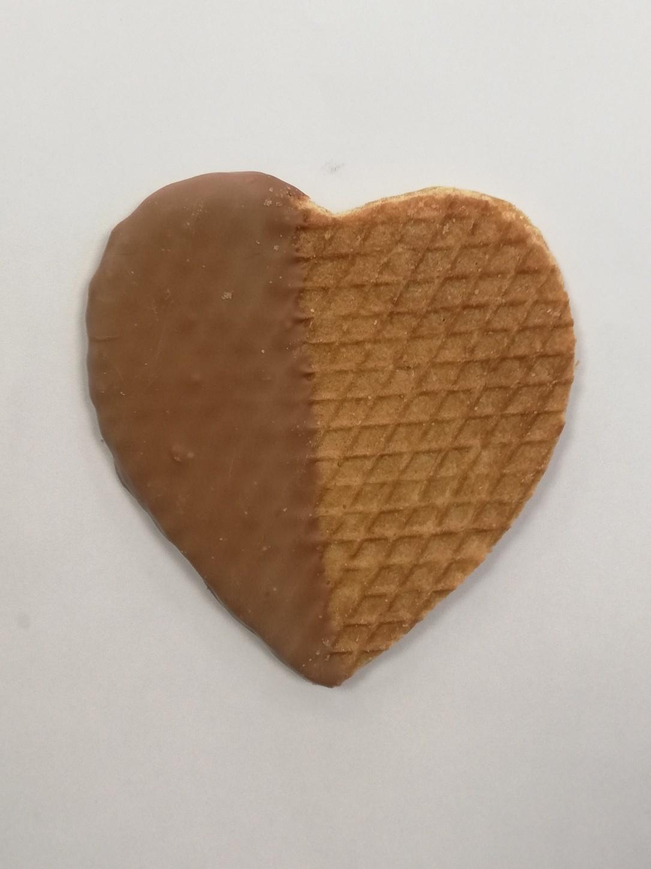 maxi chocolate heart