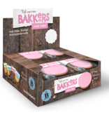 Pink cake 12 pieces (Display box)
