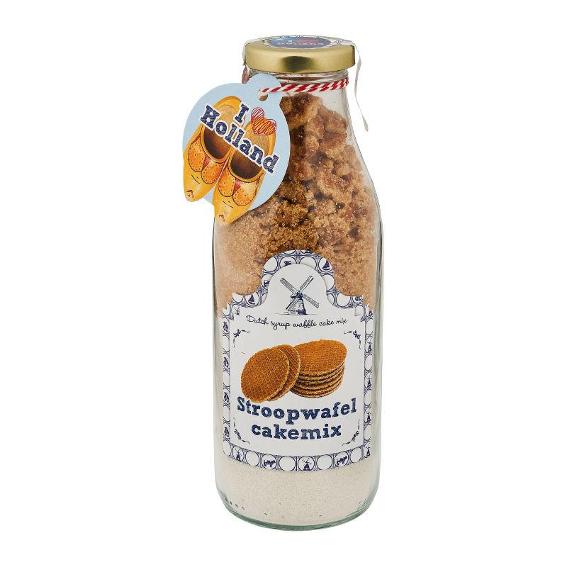Stroopwafel Cakemix - 380 G