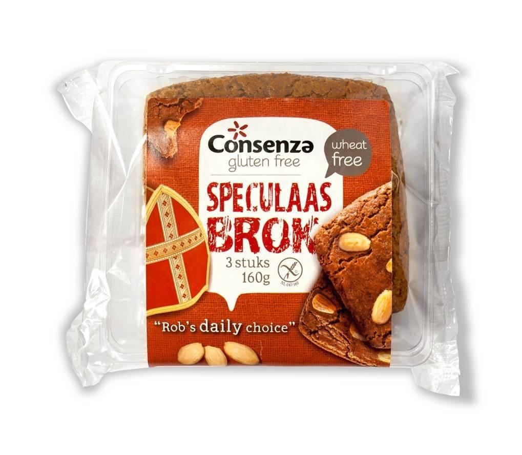 Gluten Free Speculaas