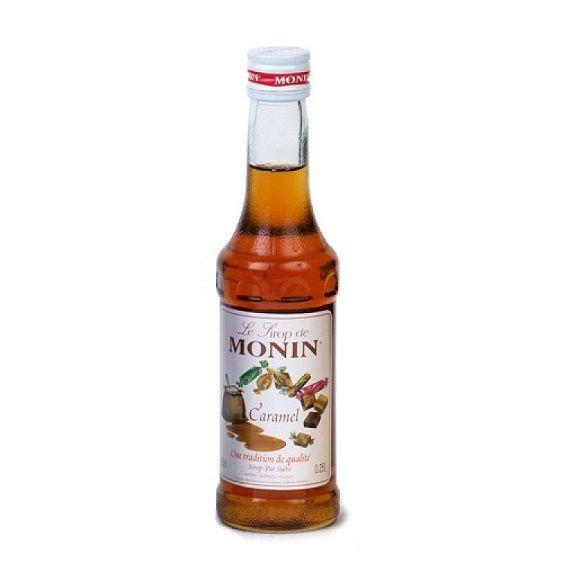 Monin Caramel Siroop (250ML)