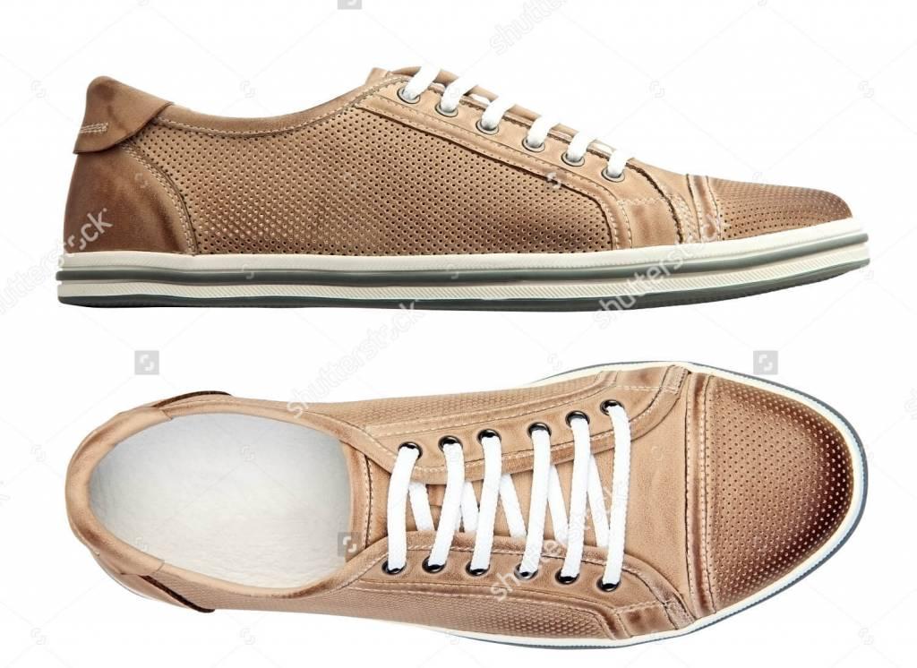 Adidas Men Autumn Leather Shoes