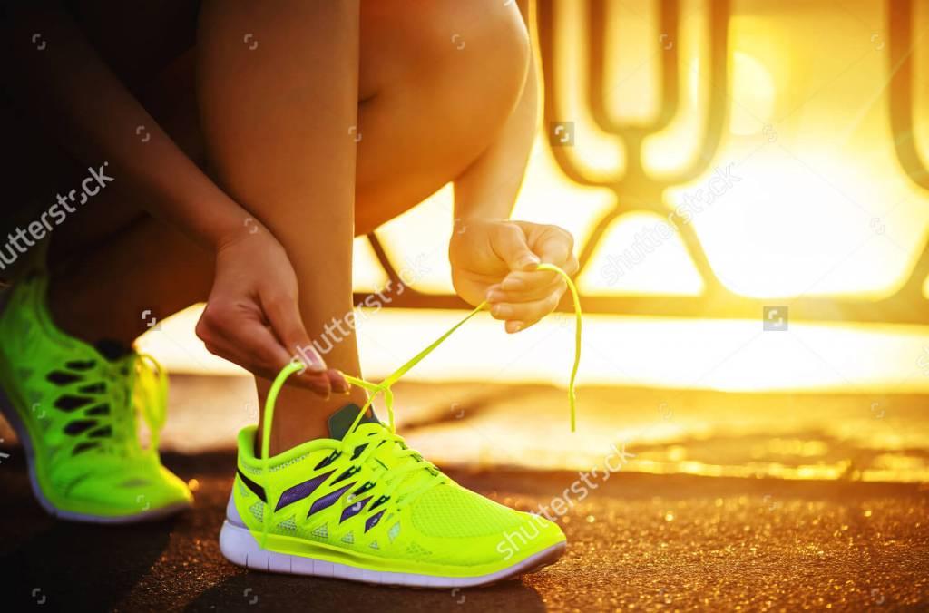 Nike Nike Apple Green Shoes