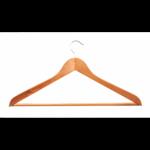 Zomotta Kledinghanger hout driehoek broeklat geknikt