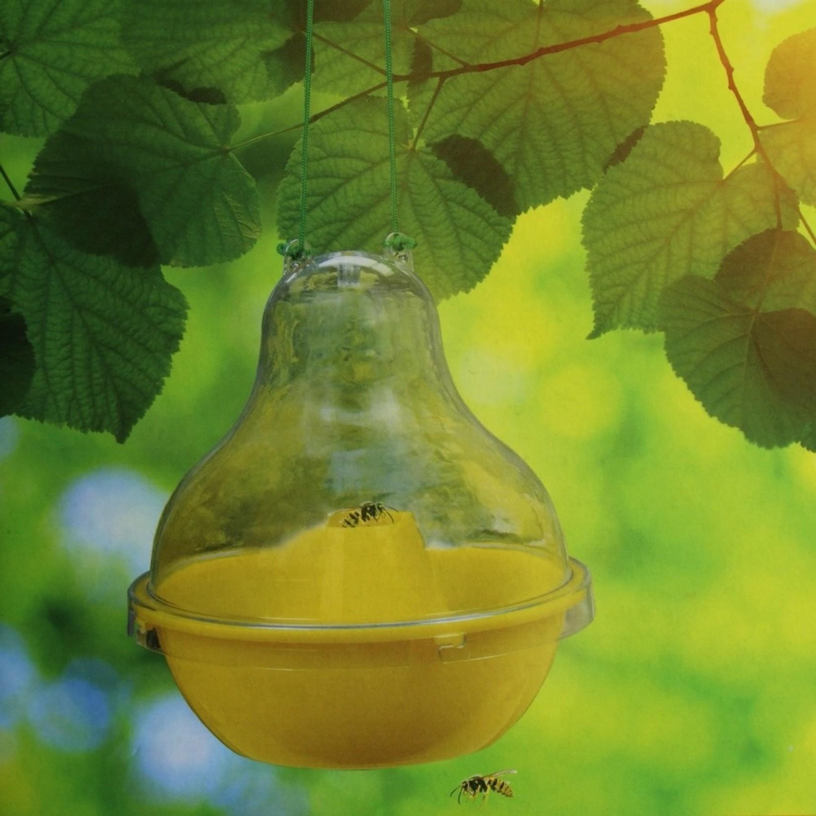Wespenval - Geel - Wespen vanger - Wespen val - Anti insecten