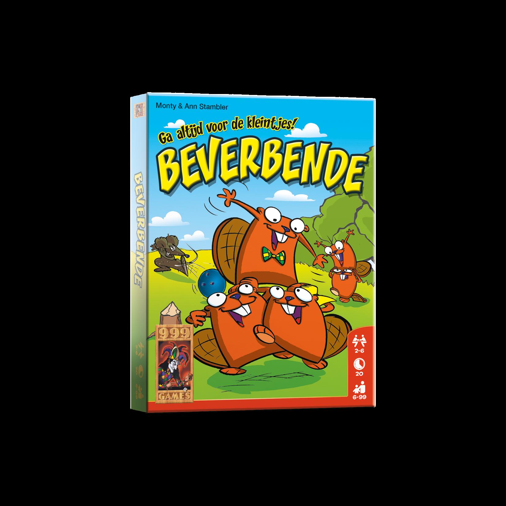 999 Games Beverbende - Kaartspel