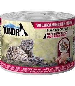 Tundra Cat Wild, Konijn en Kip
