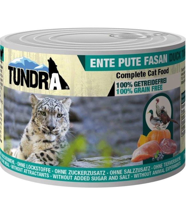 Tundra Cat Eend, Kalkoen en Fazant