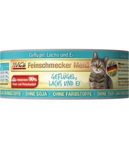 MAC's Cat Fijnproever Gevogelte, Zalm en Ei