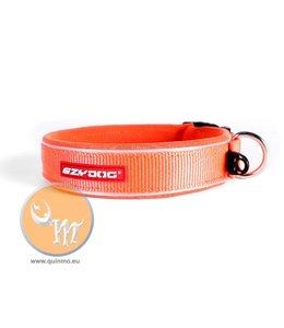 EzyDog classic neo halsband, oranje