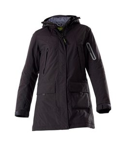 Owney Dames winterparka Albany, dark navy (marine)