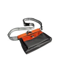 EQDOG EQDOG Click'n Treat Beloningszakje, grijs/oranje