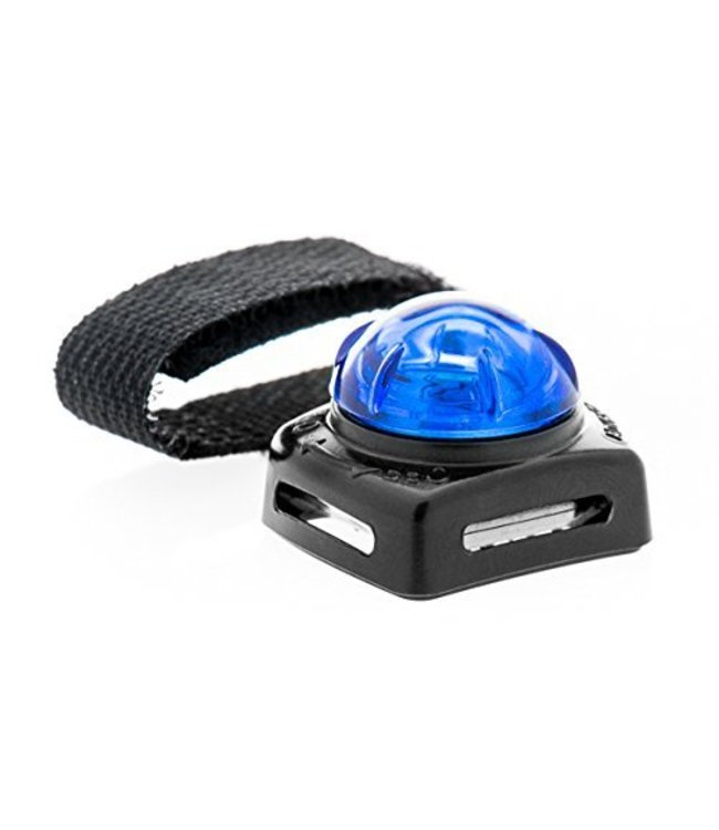 Adventure Lights Guardian PET BEACON – hondenlampje blauw
